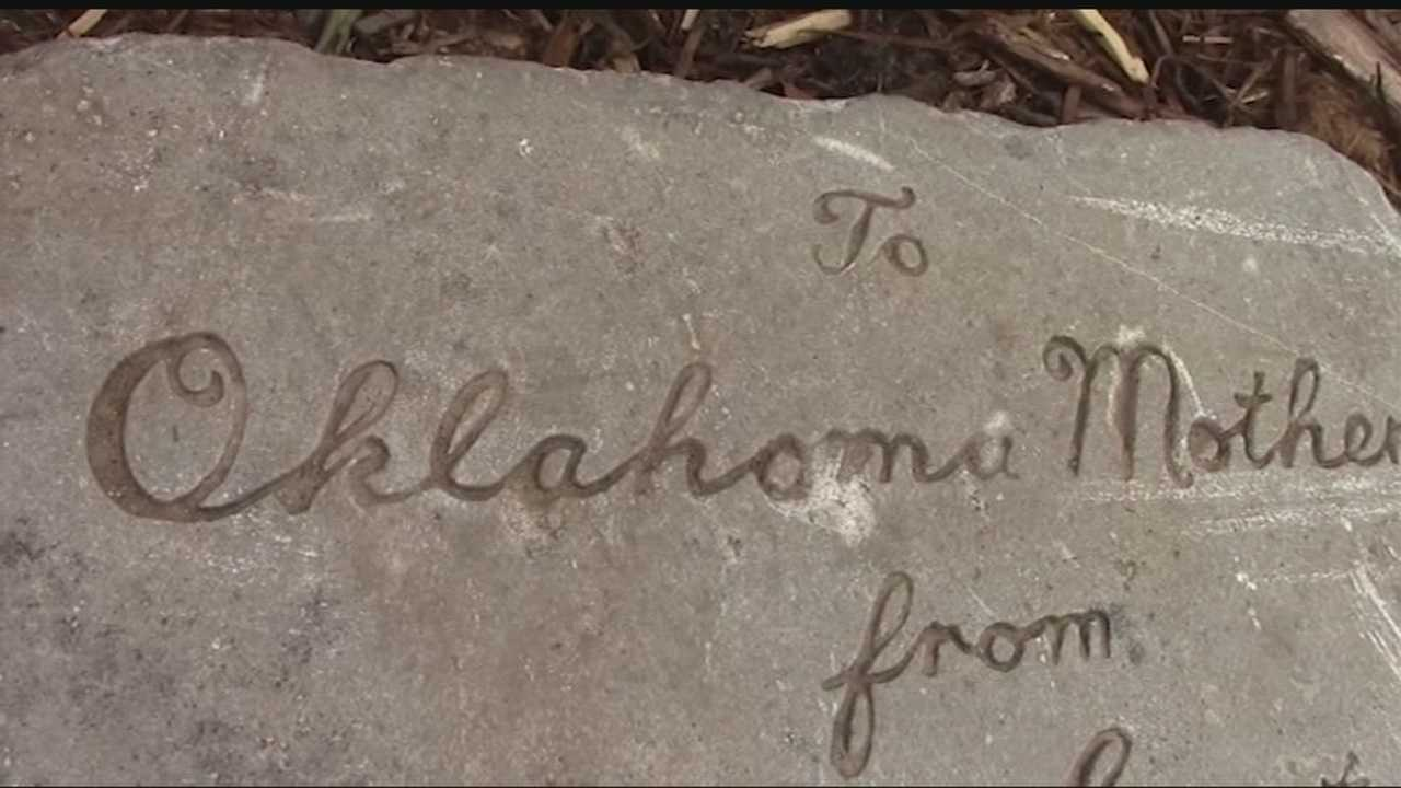 Oklahoma officials are looking for information on historical markers in the area.
