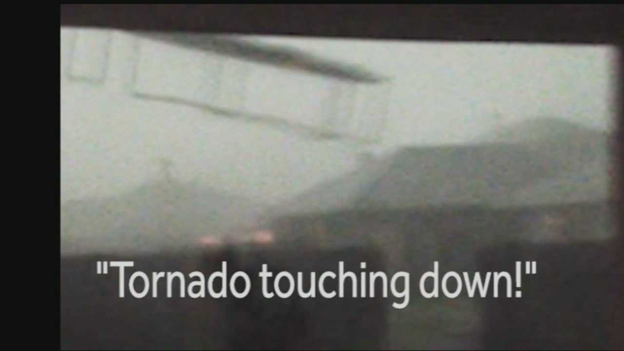 The 911 calls during the Moore tornado were released Friday.