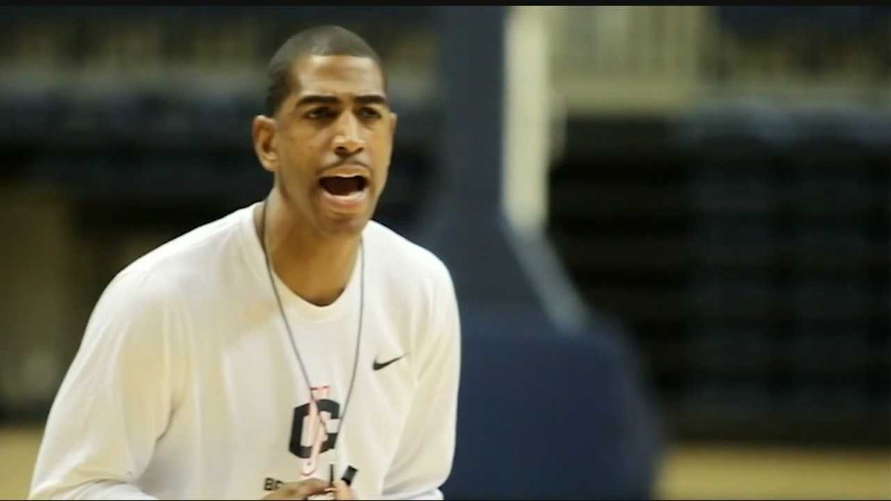 Adam Zagoria with SportsNet New York thinks Kevin Ollie could be the next coach of the Oklahoma City Thunder.