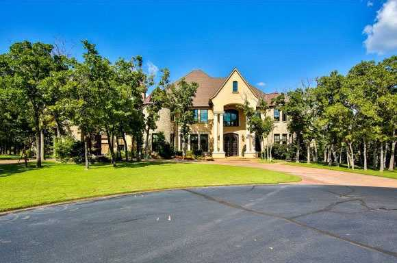With four bedrooms, six bathrooms, over 6,800 sq ft and 2.7 acres of land, you will have plenty of space in this beautiful Edmond home. The home is listed for $1.98M and is featured on realtor.com.