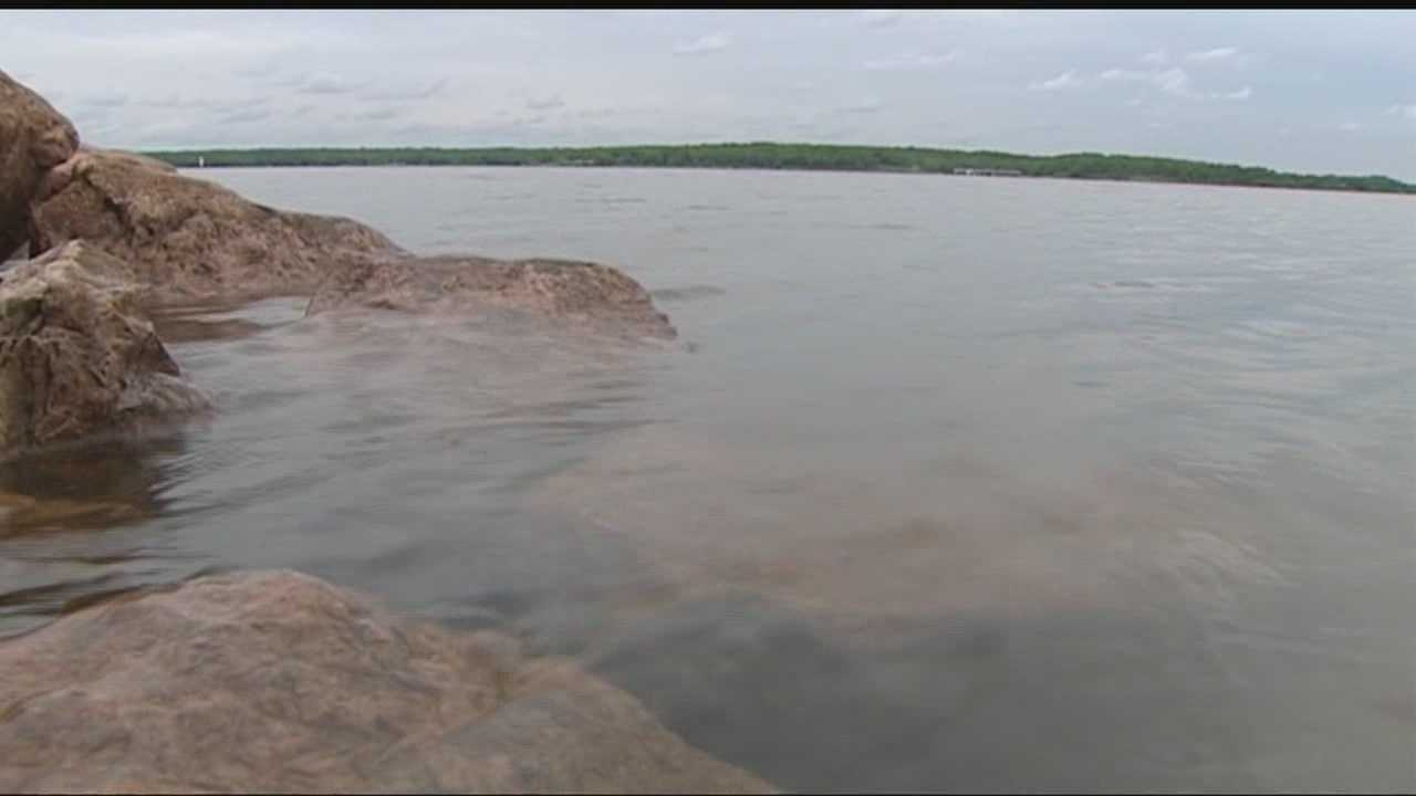 Midwest City is looking into the future of Lake Thunderbird.