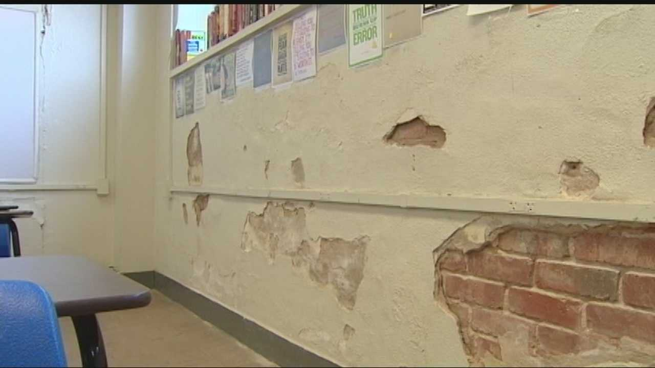Schools in Guthrie are falling apart. It's been more than a decade since voters approved a bond to fix them, but they have a chance to change that next month.
