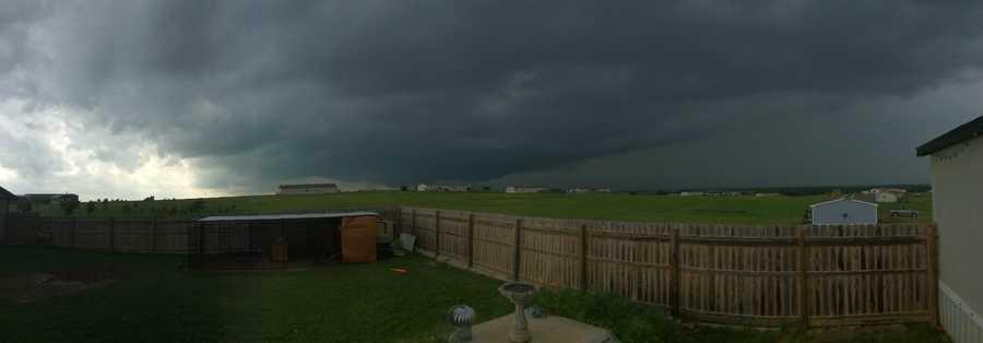 May 6th storm