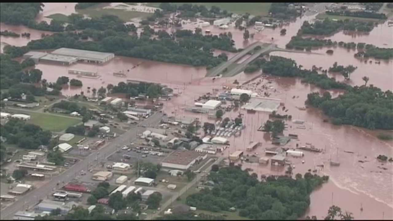Gov. Mary Fallin says the storm damage assessments across the state will take as long as needed.