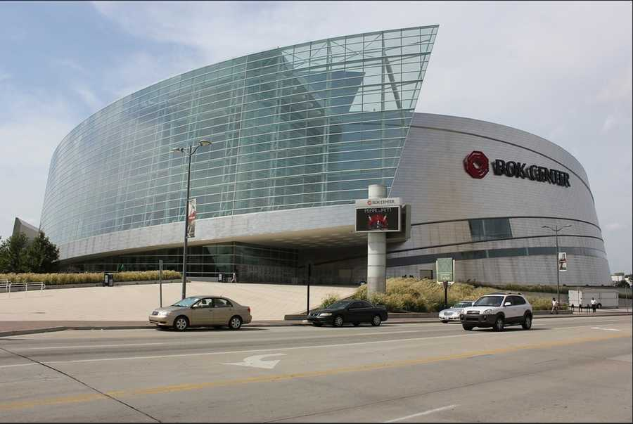 Take in a concert at the BOK Center, one of the top indoor arenas in the country. For a list of upcoming events, visithttp://www.bokcenter.com. Photo from Flickr by Nicolas Henderson.