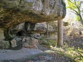 Take a hike at Redbud Valley and see the giant rock formations. Photo from Flickr by Granger Meador.
