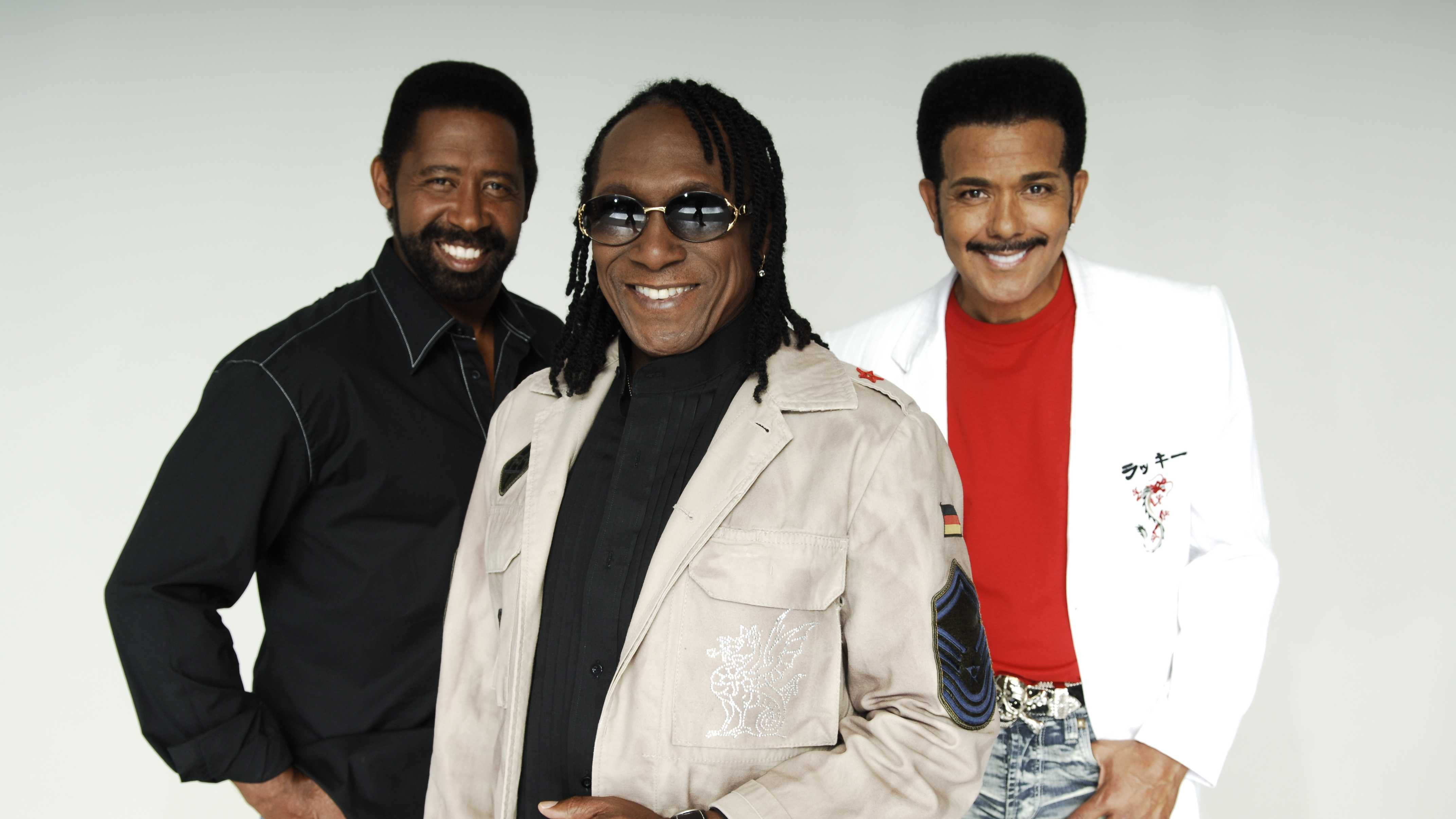 The Commodores will be performing Friday at 8 p.m.