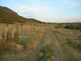 The trail to the top of Black Mesa will take you several hours, but the views from the top will reward you, as you can see not only Oklahoma valleys, but also New Mexico and Colorado.Photo from Flickr by Jimmy Emerson, DVM.