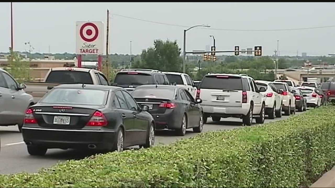 Local drivers say they are avoiding roads near Quail Springs Mall because of the traffic that the new businesses have caused.