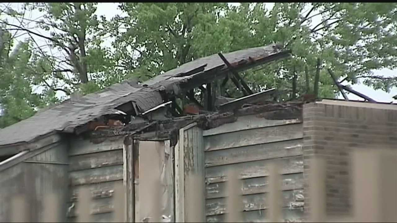 A vacant apartment near Northwest 10th Street is causing concern for neighbors and harm for firefighters who continue to battle fires at the empty building.
