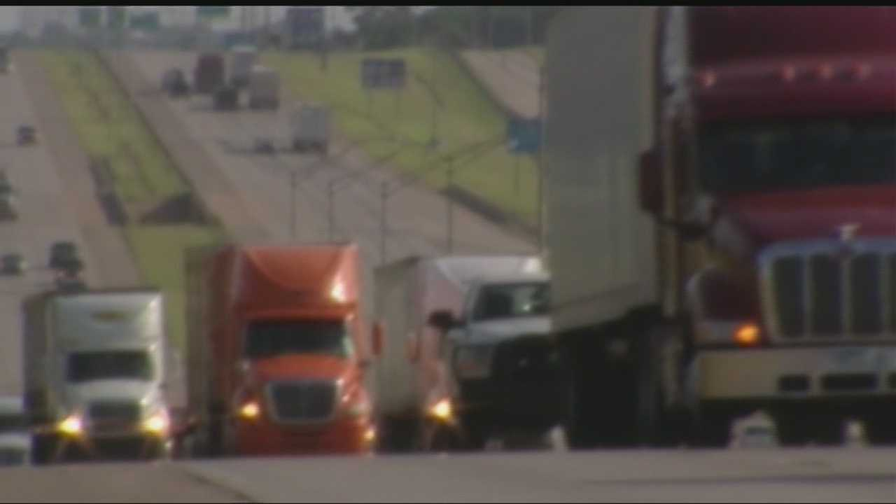 The Oklahoma Highway Patrol is monitoring an alarming trend. The number of semi-related accidents in Oklahoma is surging.