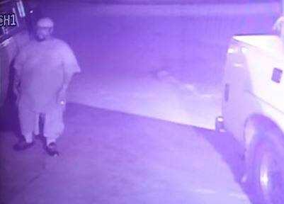 Oklahoma City police need help identifying a man who broke into a truck belonging to a business.