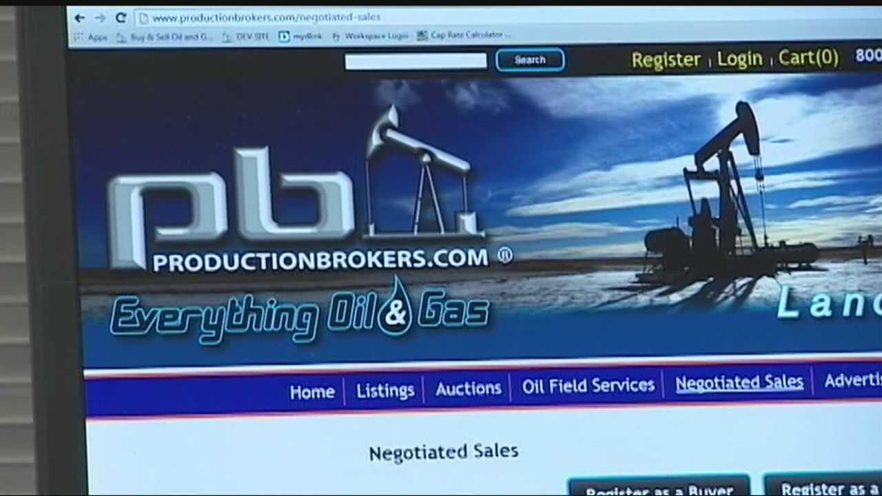 The oil and gas industry is taking a hit as prices continue to drop. But a new online company is actually thriving.