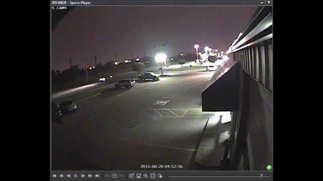 Police have released surveillance video of the vehicle in a deadly hit-and-run.