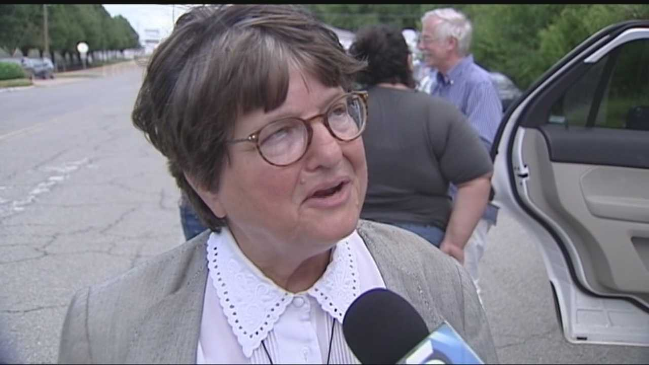 One of the pivotal people in Richard Glossip's case has been sister Helen Prejean. She is at the core of the movement to save him. The Roman Catholic nun is serving as Glossip's spiritual advisor.