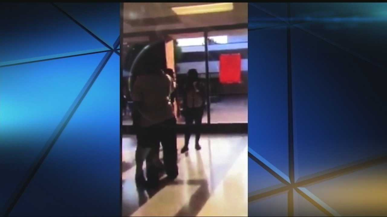 There are new details on a fight inside Putnam City West High School. Officials said a mother snuck inside to attack a female students. KOCO's Morgan Chesky has more details.