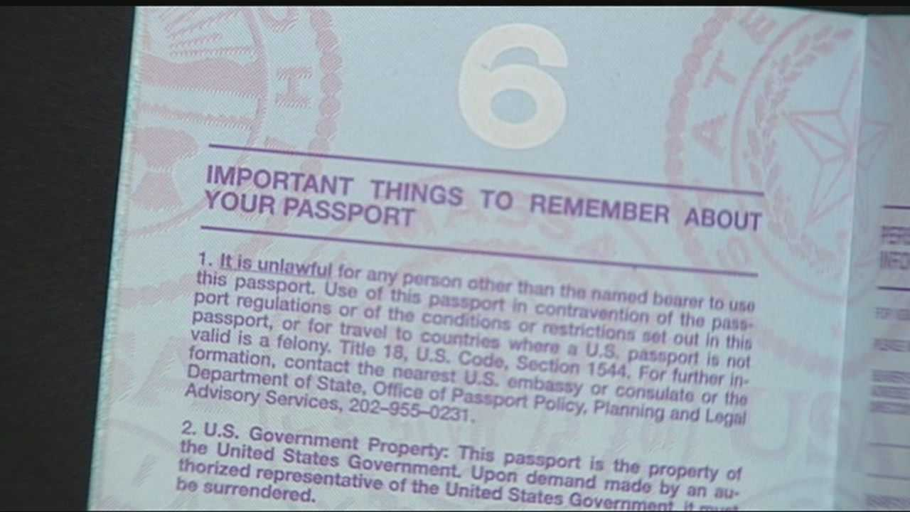 An Oklahoma state senator said that a potential problem is on our hands because lawmakers are dragging their feet making sure Oklahoma IDs would comply with federal rules. If the IDs do not, Oklahomans will not be able to use their state-issued IDs to get onto an airplane, get into a federal building, and more.