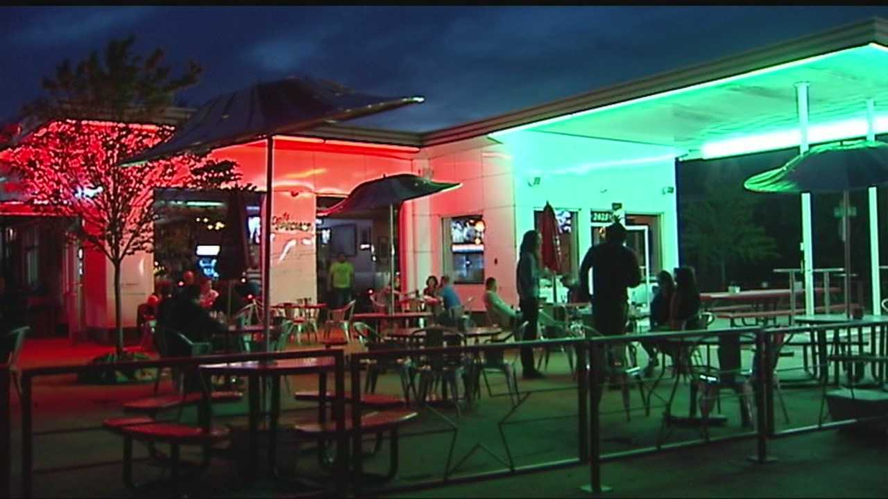 An uptown bar is taking sound to the extreme, according to nearby residents. Neighbors said they're sick of being rattled in their homes by The Pump. The problem isn't on the weekends, it's the music on Mondays.