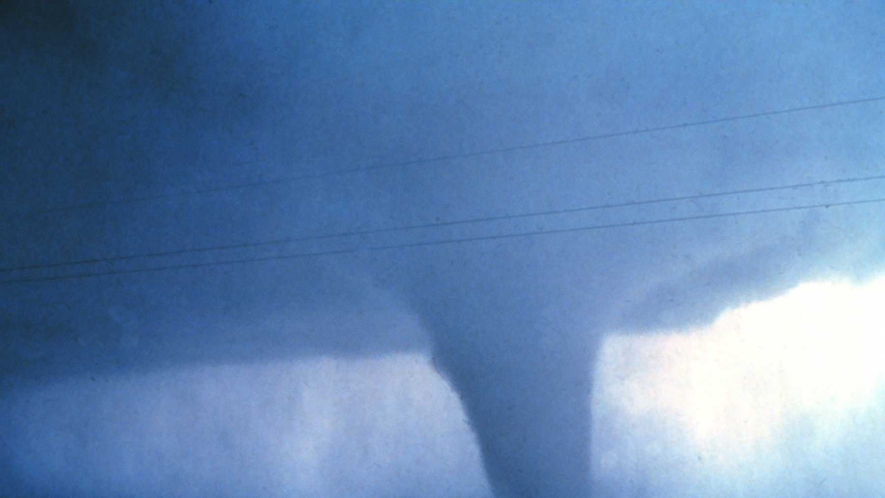Photo courtesy of NSSL&#x3B; Seymour, TX 1979