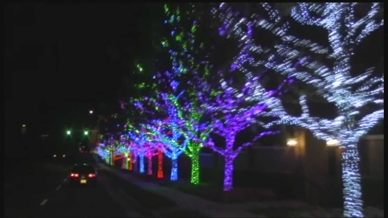 Chesapeake Energy officials are keeping quiet about their plans for the annual holiday light display outside their campus. Each year, people from around the metro drive by Northwest 63rd and Western to see the colorful display of lights, but so far this year, there's no word on whether the event will happen.