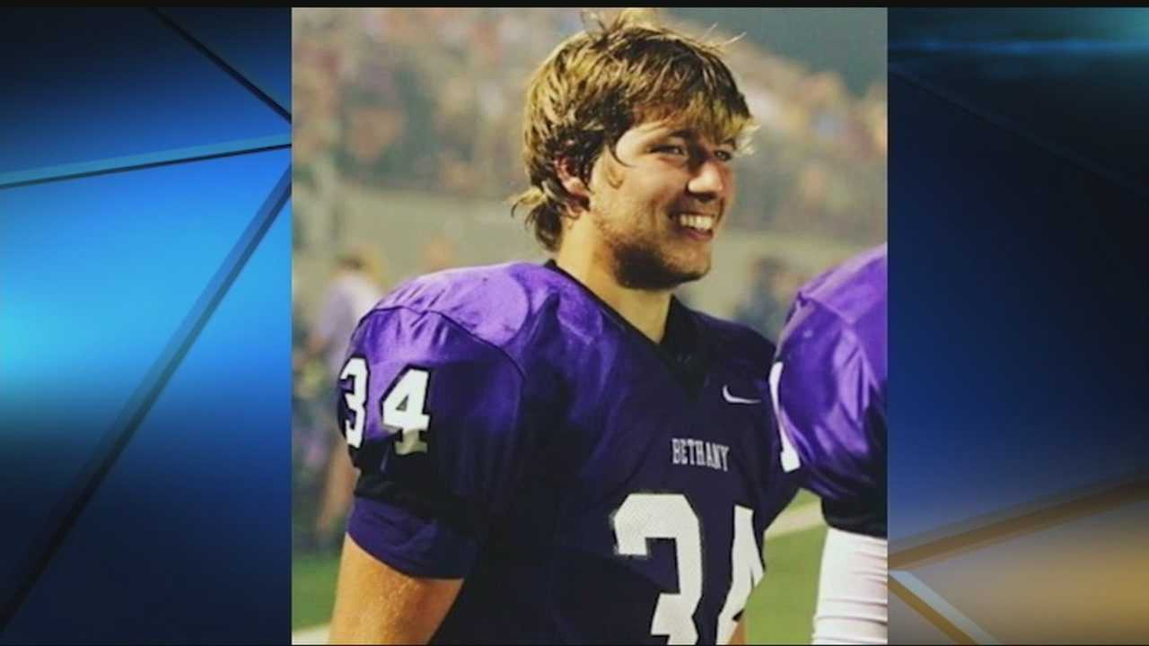 After a metro high school football player was severely injured, an opposing team is taking good sportsmanship to the next level. Hudson Haws of Bethany High School was injured during a game against Blanchard High School Oct. 23. According to the most recent update his family posted to CaringBridge.org, Haws is still partially paralyzed.