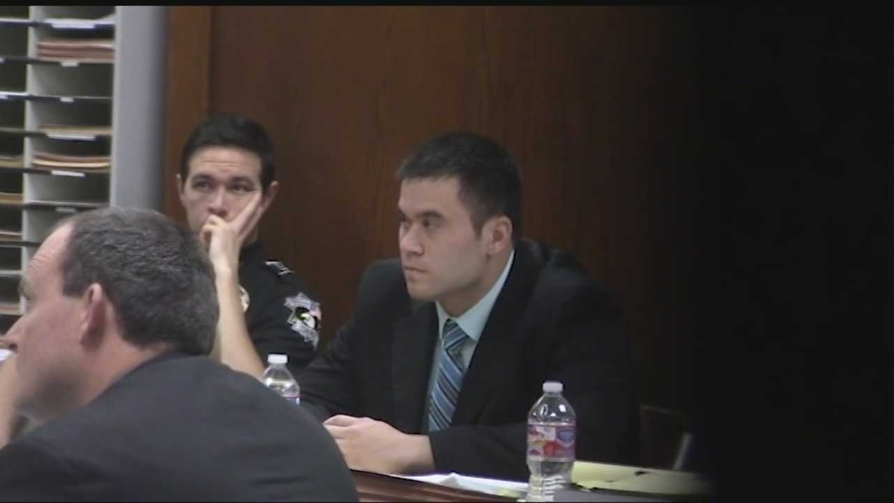 The jury in the Daniel Holtzclaw sexual assault case heard from Holtzclaw for a second day Friday. In a video, they heard his side of what happened the night he stopped a woman accusing him of wrongdoing. Holtzclaw faces 36 counts dealing with rape and sexual assault by 13 alleged victims. KOCO's Patty Santos has more.