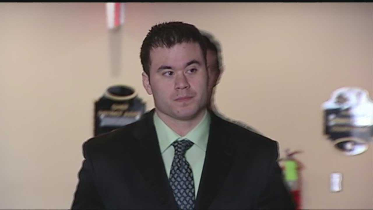 One of the alleged victims of former Oklahoma City police officer Daniel Holtzclaw admitted that she showed up to court Friday after taking drugs. The woman tested positive for PCP and other drugs, officials said. She did take the stand to testify, but she seemed confused at times and even became verbally combative with the defense.