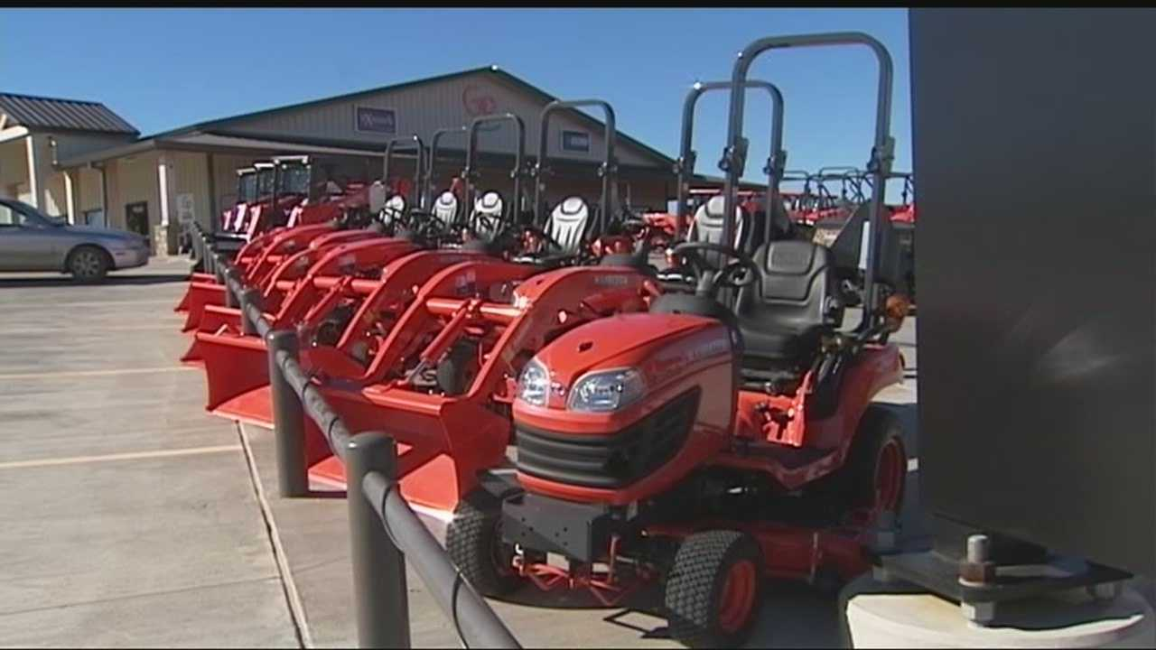 More than $20,000 of equipment was stolen shortly after the business closed for the day.