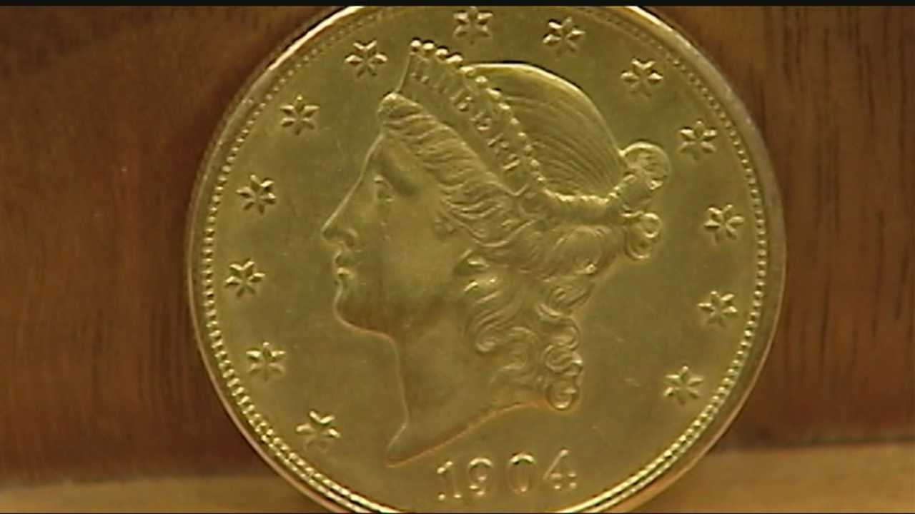A rare gold coin was donated to the Salvation Army red kettle in the Grady and Caddo County area, and officials hope money brought in because of the coin could help people in need.