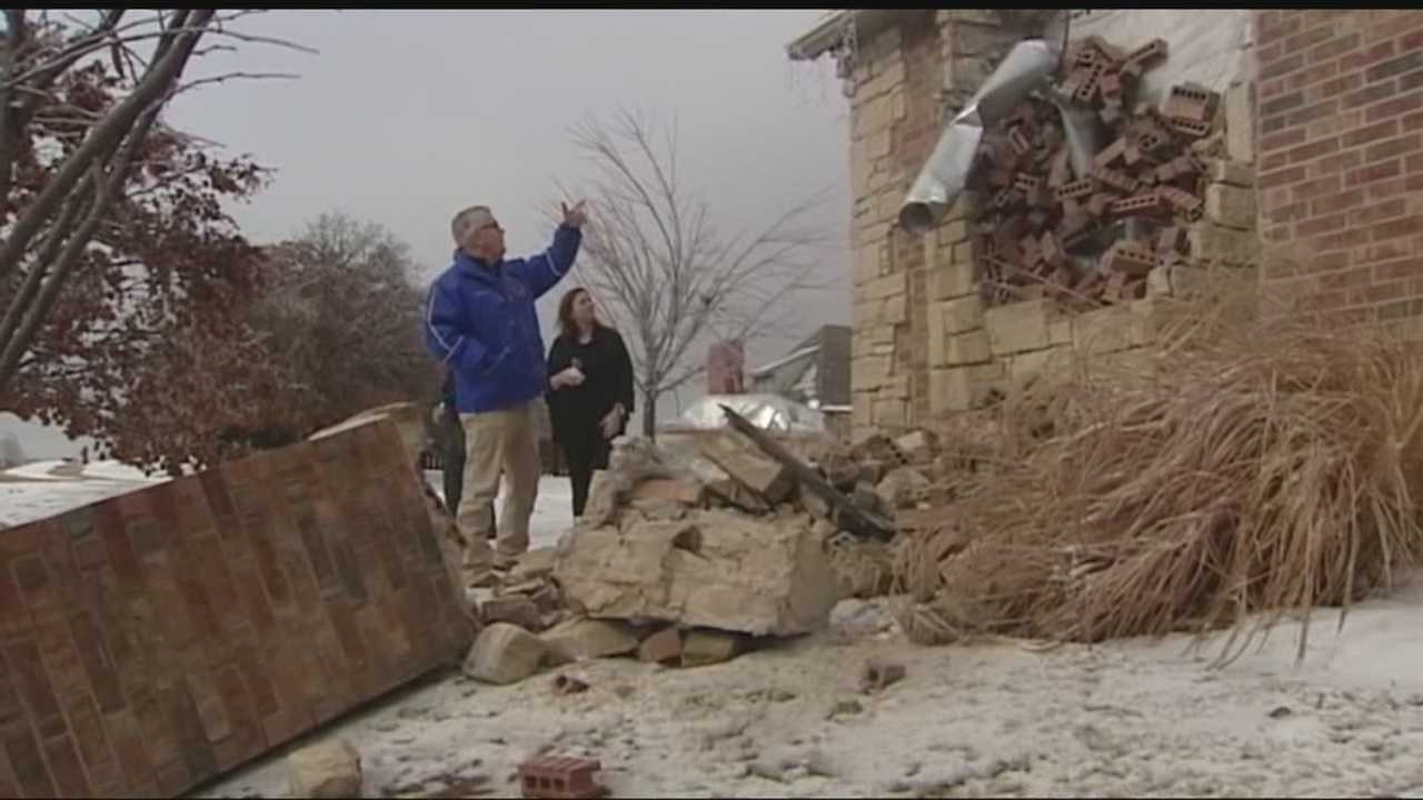 Oklahoma Insurance Commissioner John Doak is urging all Oklahomans to use the latest 4.3-magnitude earthquake as a reminder to read over their insurance policies. KOCO took Doak on a tour of one of the homes with the most damage to see and hear for himself the problems confronting consumers.