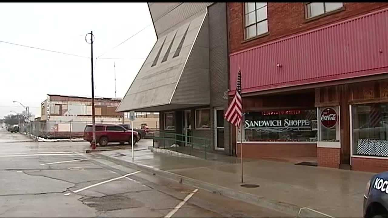 Some Alva residents said the Wednesday night's earthquake is the biggest they ever felt and is one they would never forget.