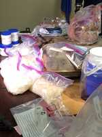 A large-scale meth manufacturing operation has been shut down in Oklahoma City.