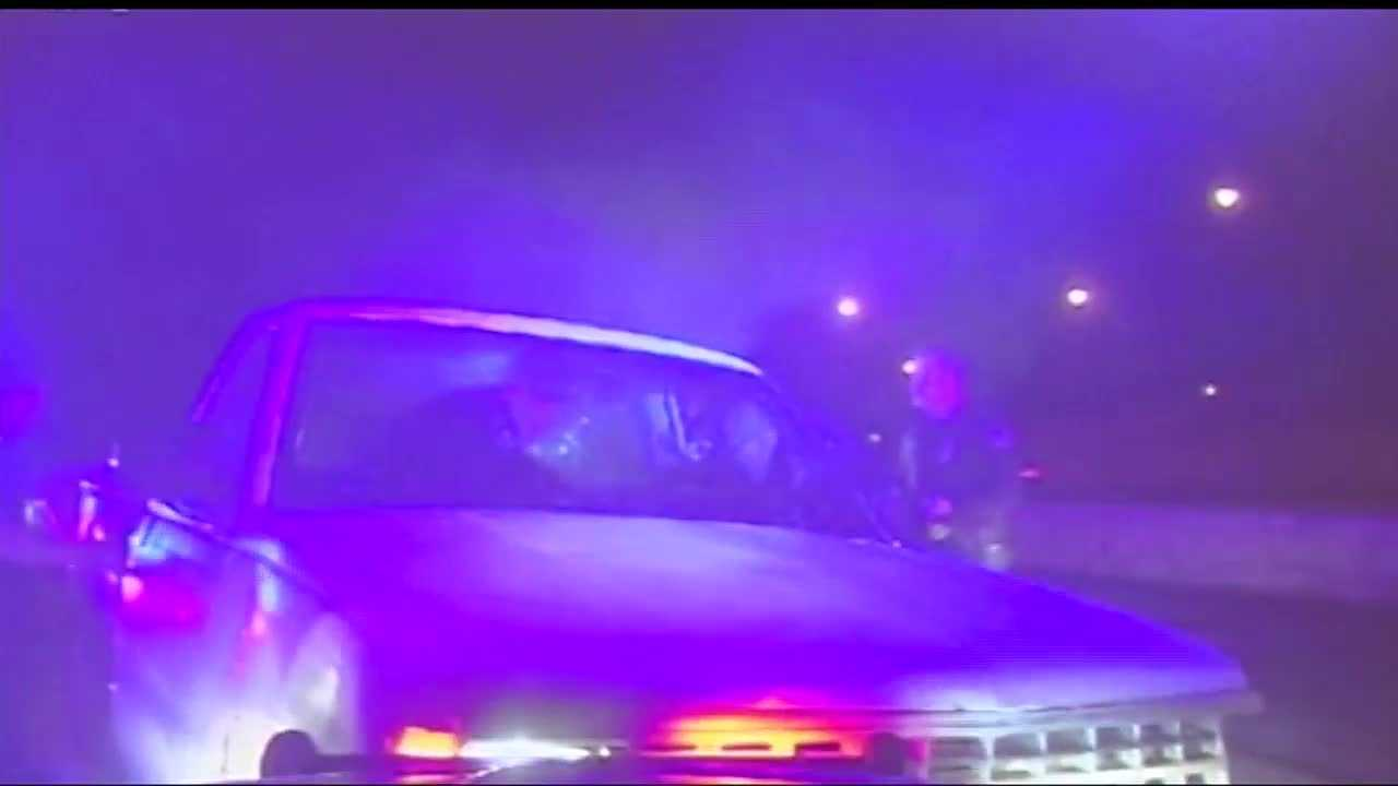 A high-speed chase was caught on camera. We're getting a look at the wanted felon who led deputies on a chase through the metro. That chase has more.