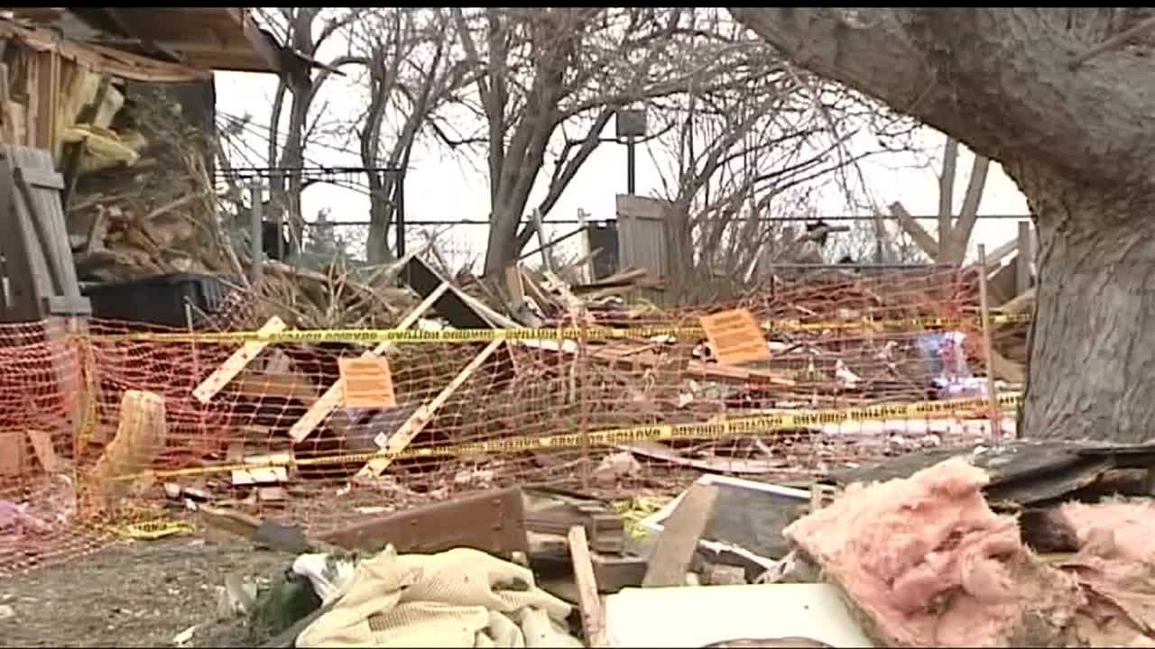 Weeks after a home explosion in northwest Oklahoma City, the neighborhood is still cleaning up. Dozens of homes were affected by the blast at Northwest 122nd and Rockwell.
