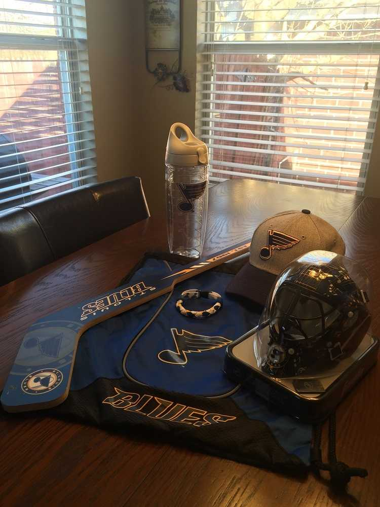 Thousands of dollars in hockey gear was stolen from 6-year-old Oklahoma City boy Gavin Shade in the middle of the season. The St. Louis Blues responded by sending the boy signed gear.