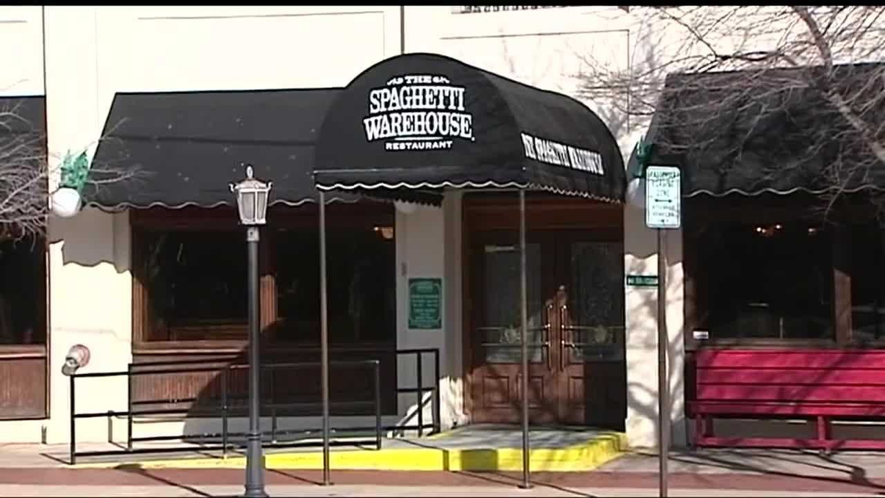 Spaghetti Warehouse closed without giving their employees any sign of warning.