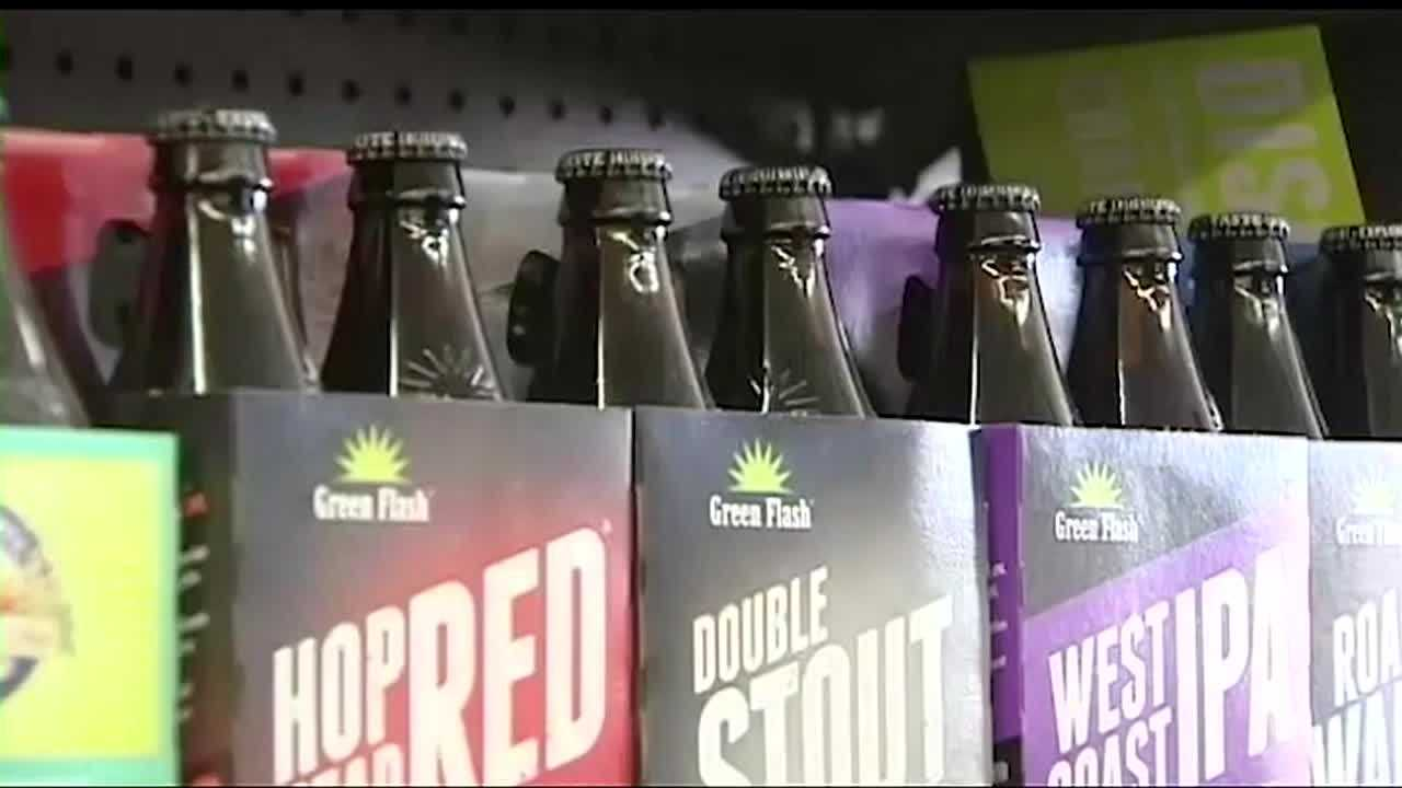 An Oklahoma group is lobbying the legislature to bring higher point beer and wine to your grocery store. Another group says doing so could be a costly change.