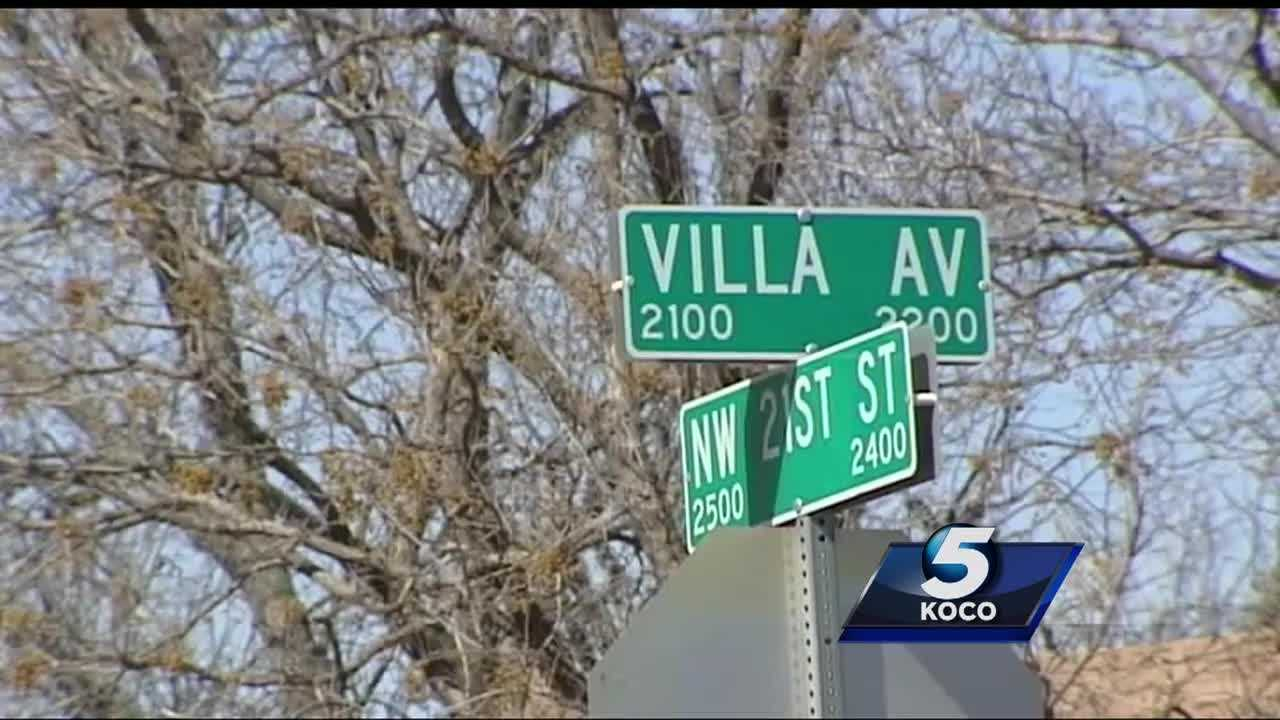 Multiple vehicles in the Crestwood neighborhood in northwest Oklahoma City have been stolen in the last week.