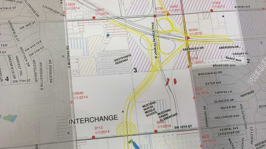 Southwest Oklahoma City Kilpatrick Extension