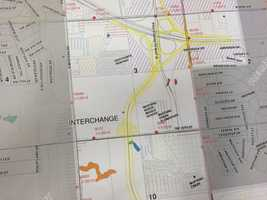 A preliminary map for the Southwest Kilpatrick Extension has been released.