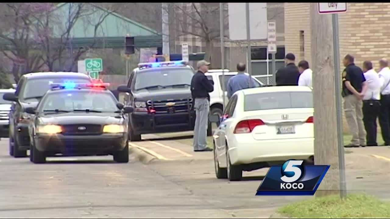 A 12-year-old student at Westwood Elementary schools talked to KOCO 5 about what happened when her school went on lockdown Wednesday morning.