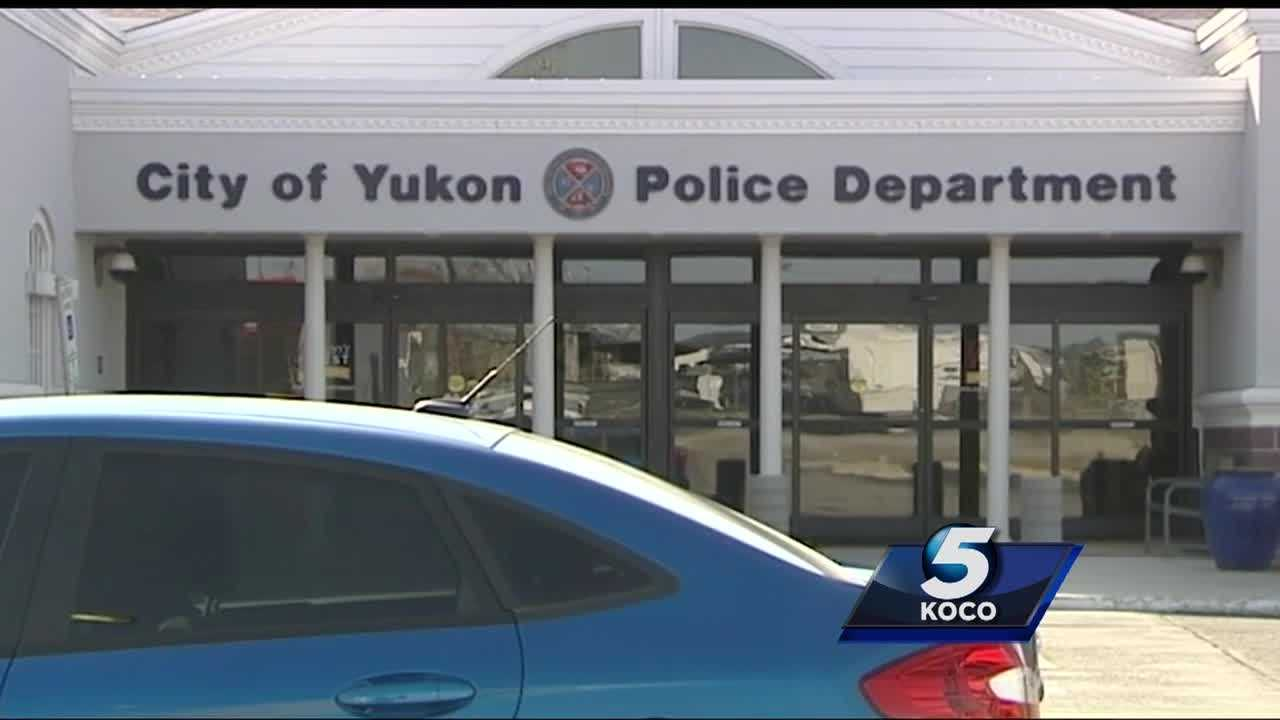 Member of the Yukon fire and police unions met with city council members to discuss potential how the city's financial situation will impact the police department and fire station.