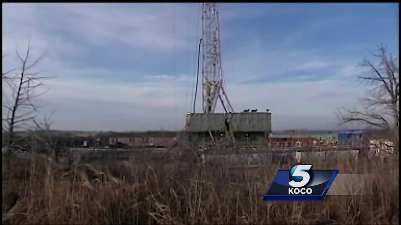 An Oklahoma lawmaker is heading a protest later this month in hopes that the rally leads to changing a senate bill that limits a city's actions and control over wastewater injection wells.