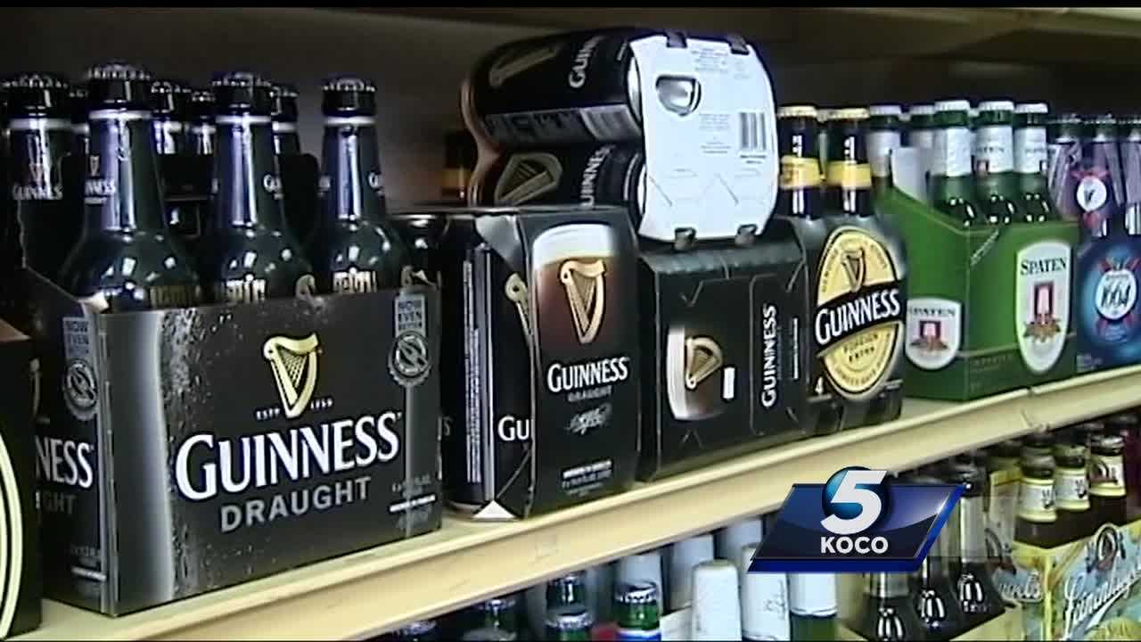A group that is against a bill that would allow stronger beer and wine to be sold in grocery stores is working to get another proposal on the November ballot.