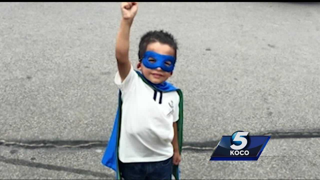 A 4-year-old boy drowned this weekend at Turner Falls, and the boy's mother is asking for help finding a bag that contained a cellphone that has some of the last pictures of him.