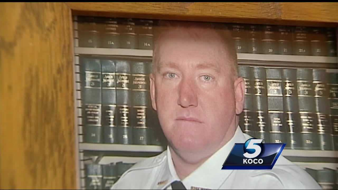 The Kiowa County sheriff resigned after he was accused of using a county vehicle for personal use outside the state.