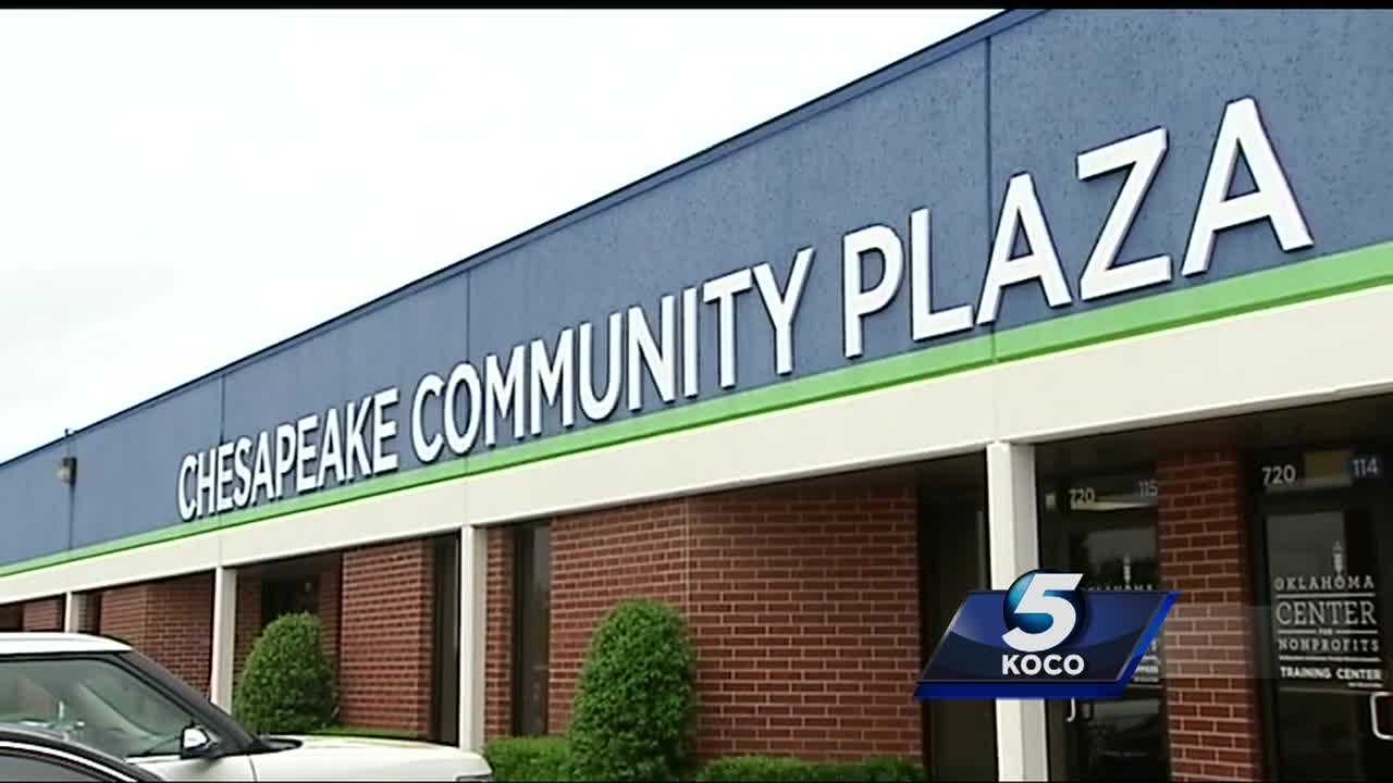 Chesapeake Energy Corporation has donated its community plaza to the Oklahoma Center for Nonprofits.