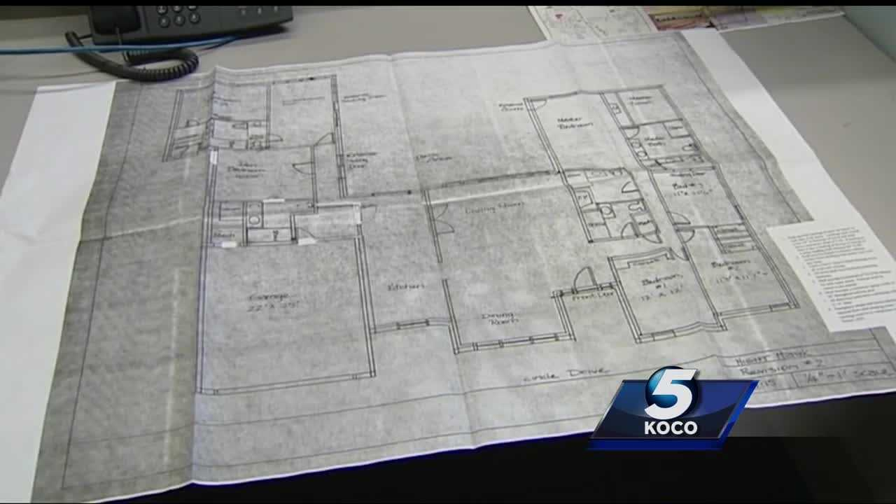 The blue prints for an assisted-living home that is coming to an Edmond neighborhood have been released.