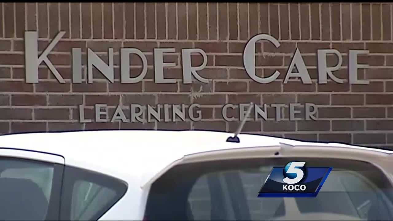 Norman police are investigating multiple break-ins of cars parked in day care parking lots, and one woman is passing along a warning.
