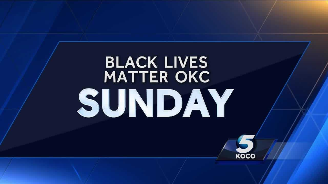 A #BlackLivesMatter protest is scheduled for Sunday night in Oklahoma City, and two community activists spoke about the protest and what the Dallas shooting.